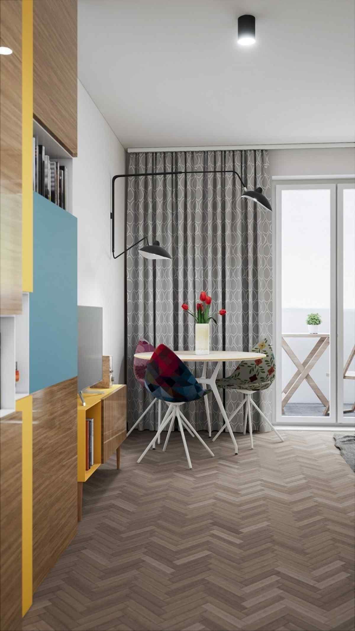 Mieszkanie 27,71 m2, Warszawska/Lubelska, Rzeszów