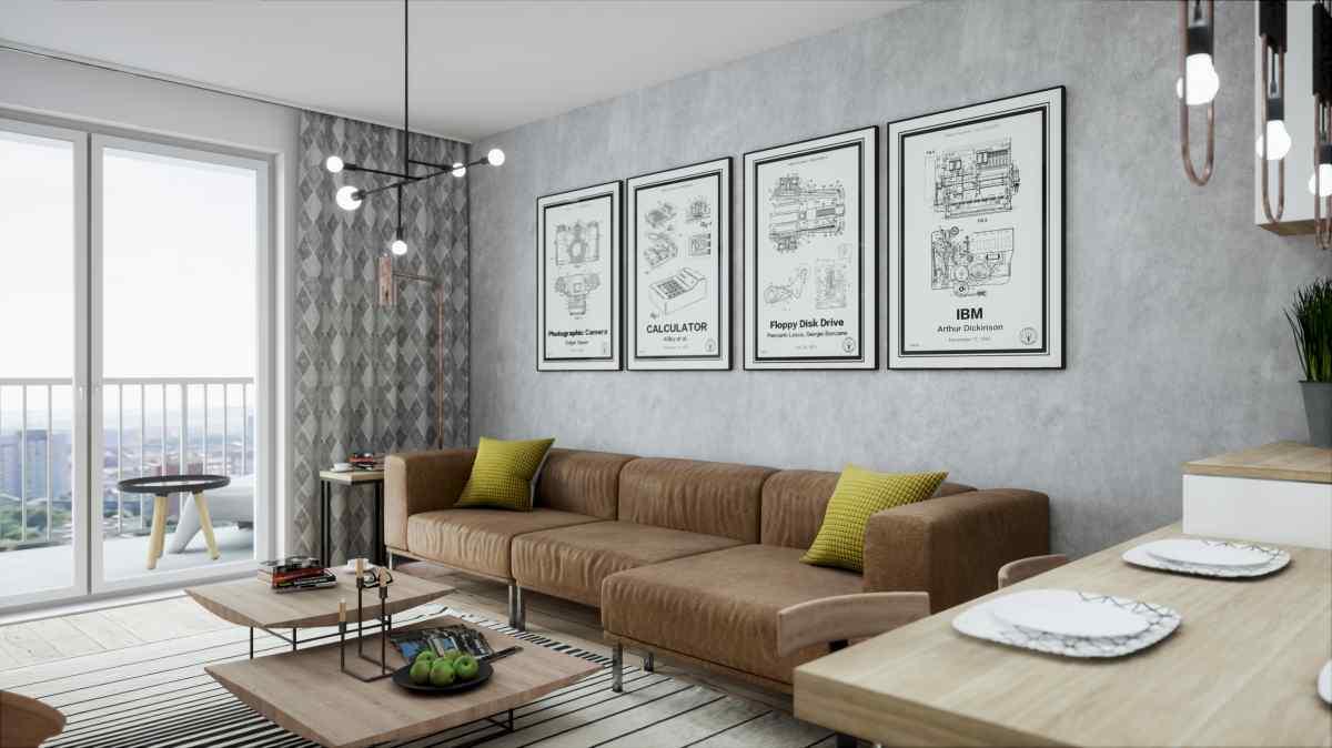 Mieszkanie 56,81 m2, Warszawska/Lubelska, Rzeszów