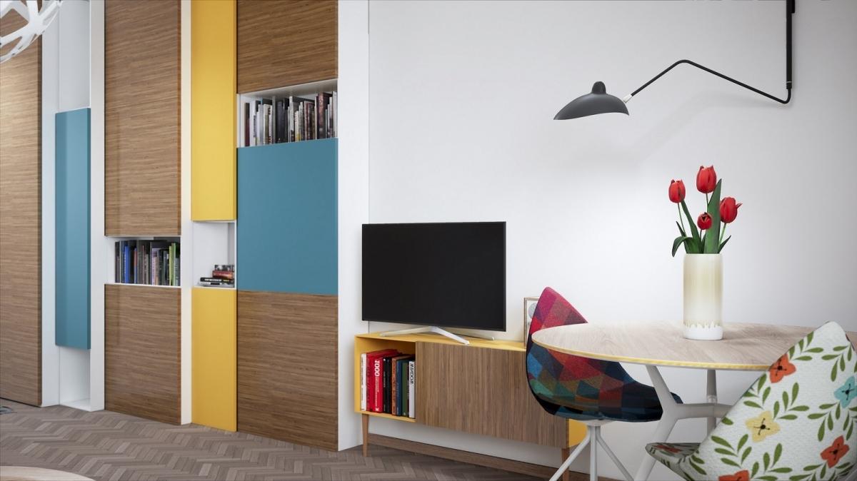Mieszkanie 27,8 m2, Warszawska/Lubelska, Rzeszów