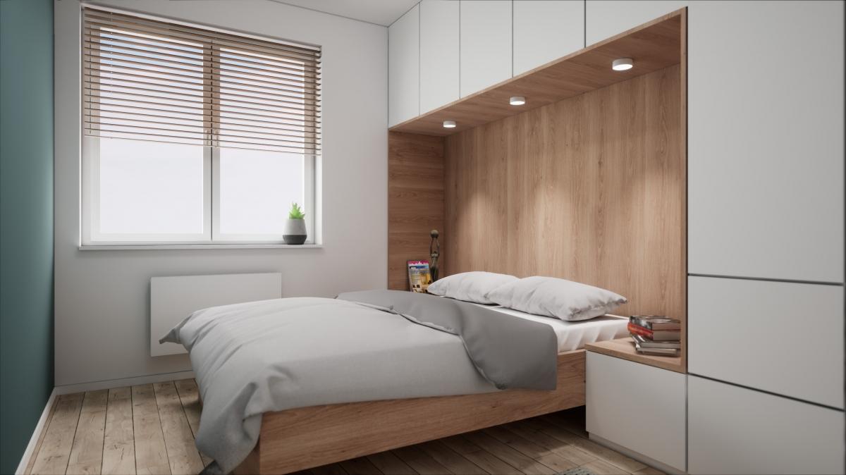 Mieszkanie 33,64 m2, Warszawska/Lubelska, Rzeszów