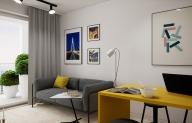 Mieszkanie 36,16 m2, Warszawska/Lubelska, Rzeszów