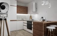 Mieszkanie 34,31 m2, Warszawska/Lubelska, Rzeszów