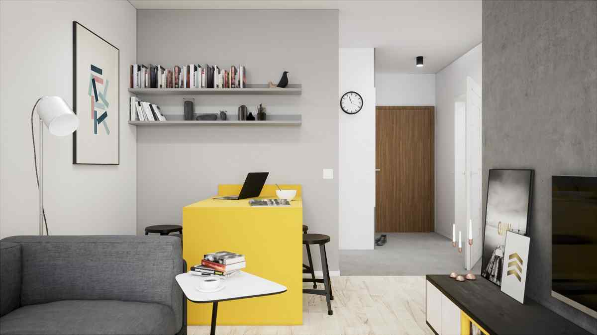 Mieszkanie 37,08 m2, Warszawska/Lubelska, Rzeszów