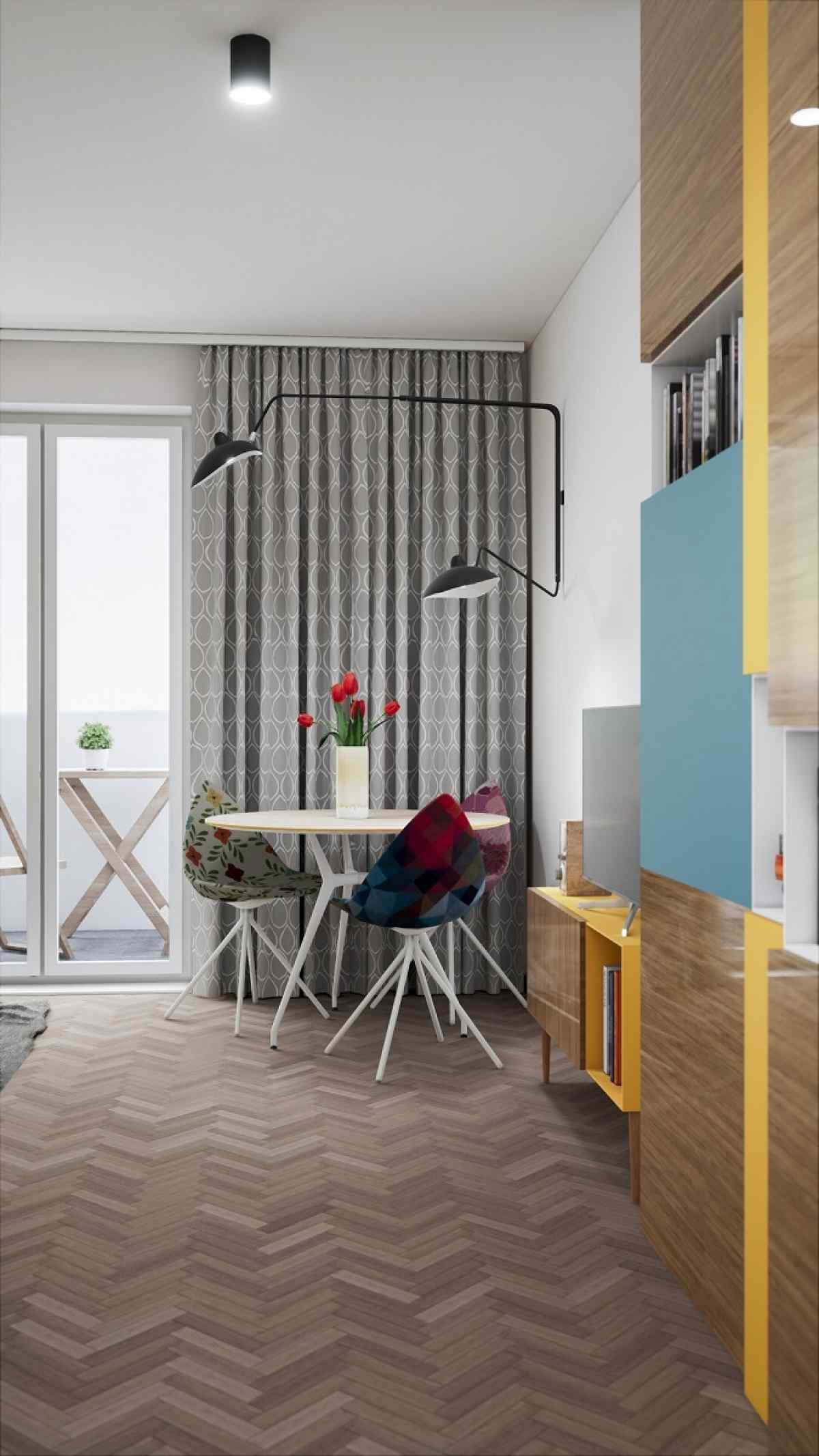 Mieszkanie 27,96 m2, Warszawska/Lubelska, Rzeszów