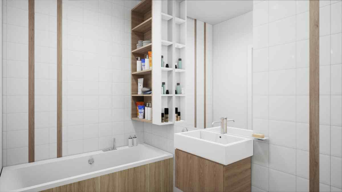 Mieszkanie 33,77 m2, Warszawska/Lubelska, Rzeszów