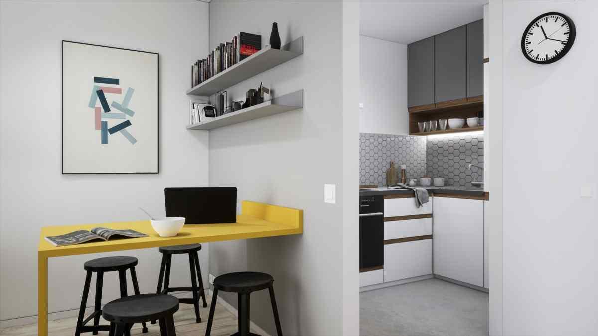 Mieszkanie 36,06 m2, Warszawska/Lubelska, Rzeszów