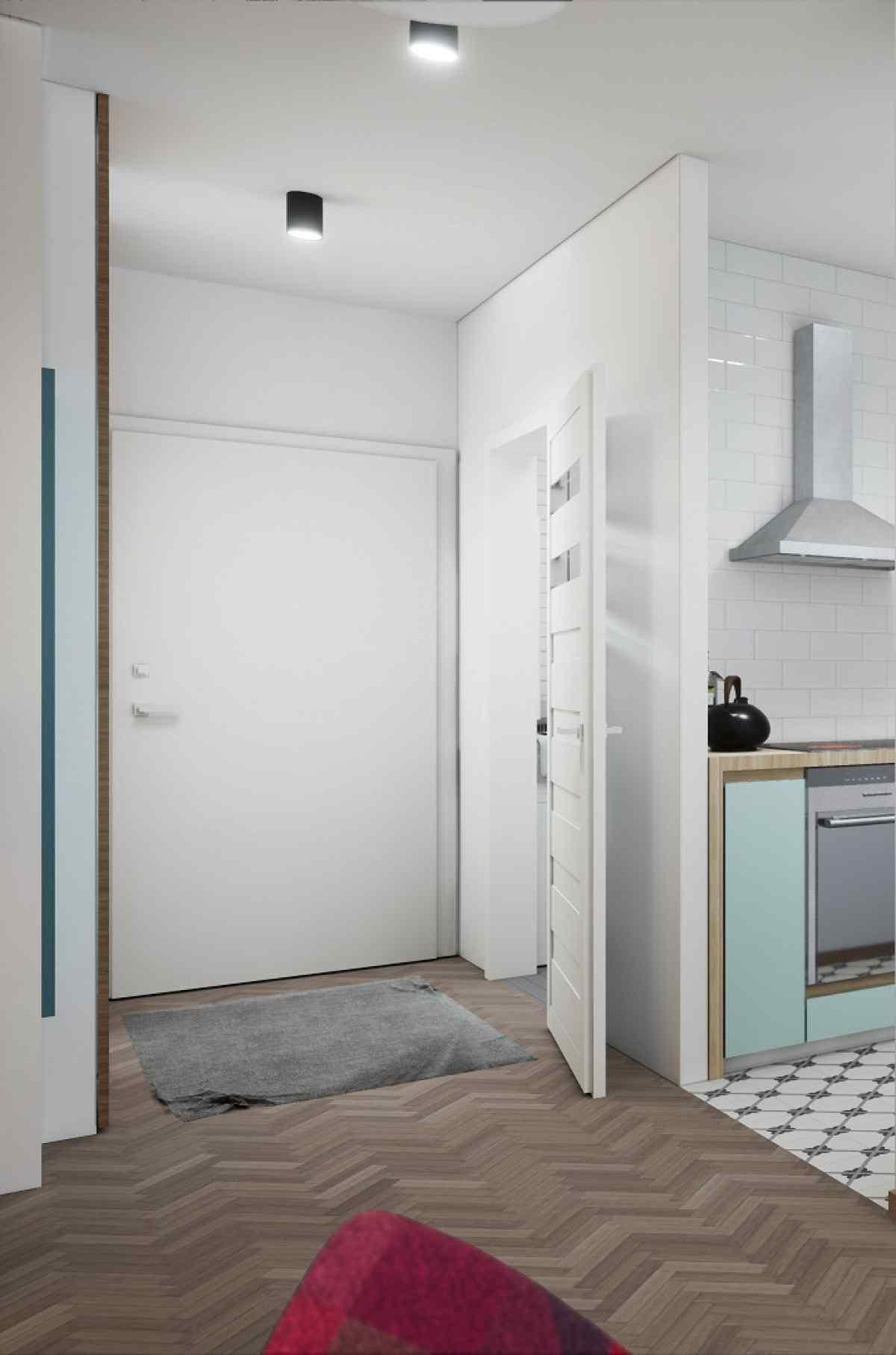 Mieszkanie 27,88 m2, Warszawska/Lubelska, Rzeszów