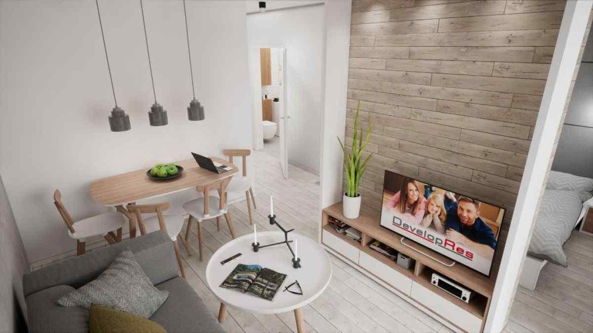Mieszkanie 45,03 m2, Warszawska/Lubelska, Rzeszów