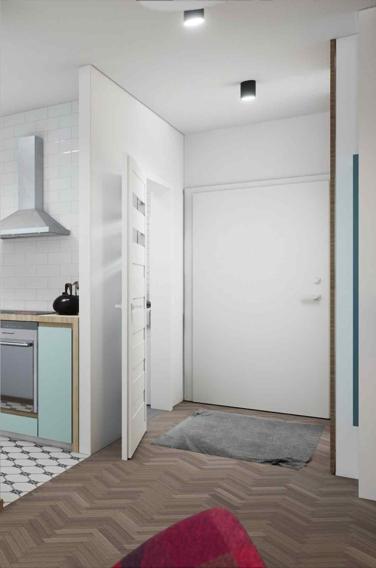 Mieszkanie 28,38 m2, Warszawska/Lubelska, Rzeszów