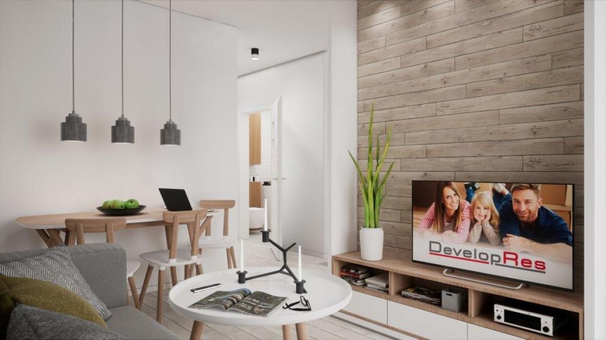 Mieszkanie 46,35 m2, Warszawska/Lubelska, Rzeszów
