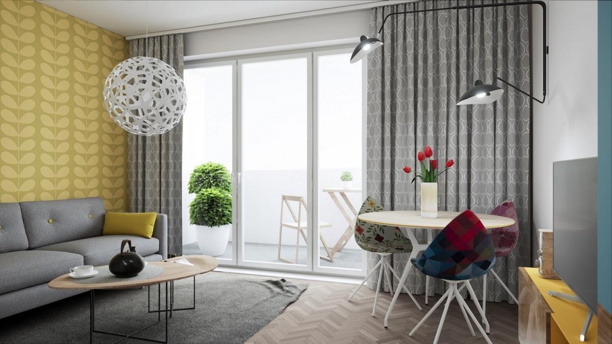 Mieszkanie 28,17 m2, Warszawska/Lubelska, Rzeszów