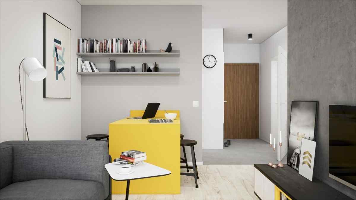 Mieszkanie 37,12 m2, Warszawska/Lubelska, Rzeszów