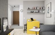 Mieszkanie 36,71 m2, Warszawska/Lubelska, Rzeszów