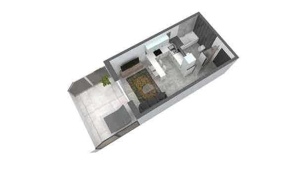 Mieszkanie 28.88 m2
