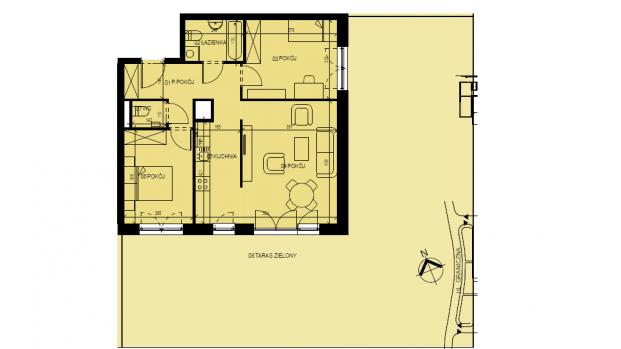Mieszkanie 66.14 m2