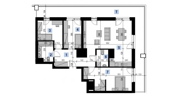 Mieszkanie 92.67 m2