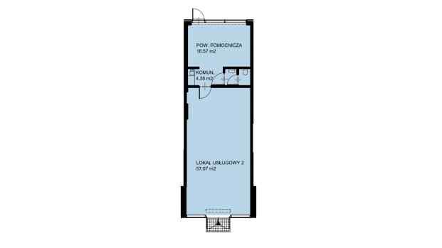Mieszkanie 82,89 m2