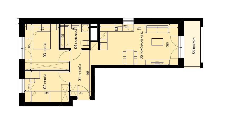 Plan mieszkania